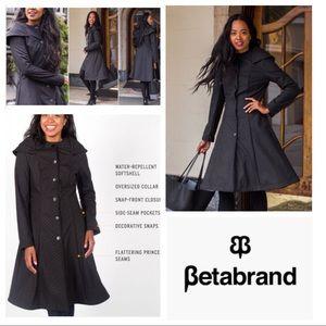 Betabrand Seth Aaron Designed Phyllis Coat